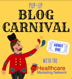 Blog carnival square